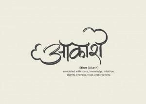 Poem Calligraphy