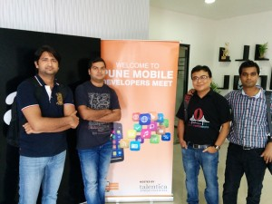Pune Mobile Developers Core team