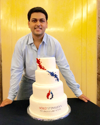 Chef Viren Naralkar - The 5th Course Confectionary