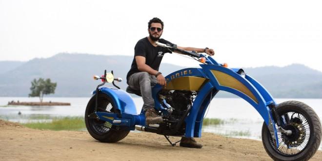 Gabriel Motorcycles Conan Fernandez Cover