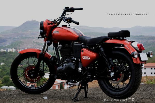 Gabriel Motorcycles - Conan Fernandez - Custom Bikes