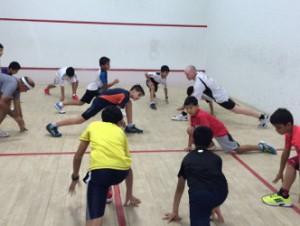 RNSA organises 1st Summer Camp with international coaches