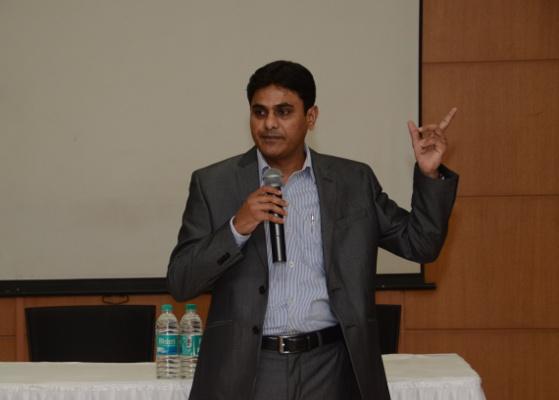 Sandeep Arsude, Director, IIG