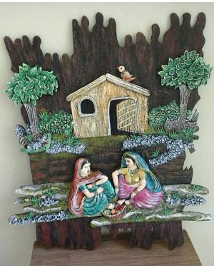 Nandita's Creations - Mural Art