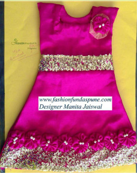 Fashion Fundas - Cute partywear designed and stitched by Designer Manita Jaiswal