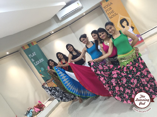 Belly Dance workshop by Aziza Degwekar