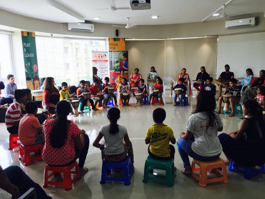 Drum Fun by Mind Ventures' Kidz Talent Club