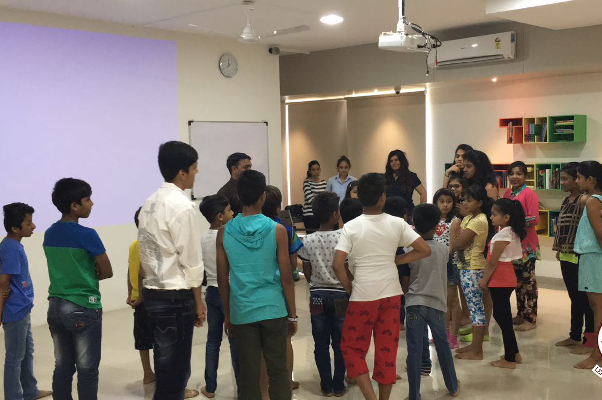 Acting Workshop for Kids by Mind Ventures Kids Talent Club