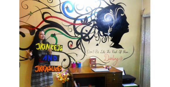 Wall n Creations Client Diaries