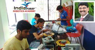 IndiaFIRST™ Robotics Academy