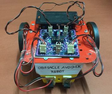 IndiaFIRST™ Robotics Academy - Robotics Kit