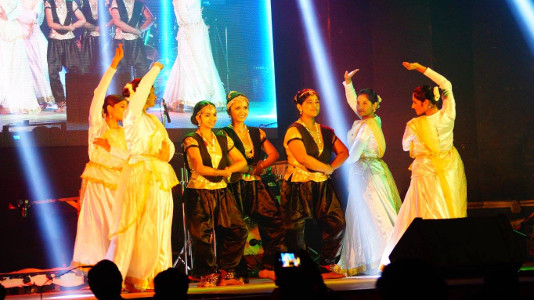 Day 3 - Performance by Cultural team