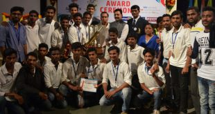 Team AISSMS Runners-up MIT Summit 2016