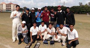 Team AIT wins MIT Summit Cricket Championship