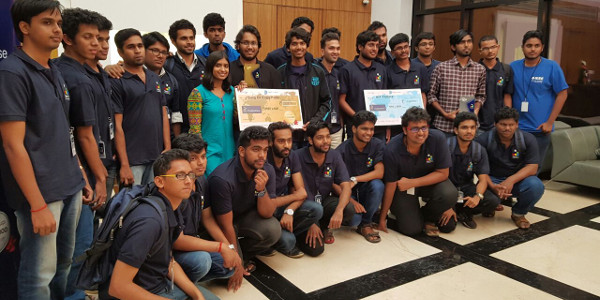 EnvestNet India HackD 2016 competing teams