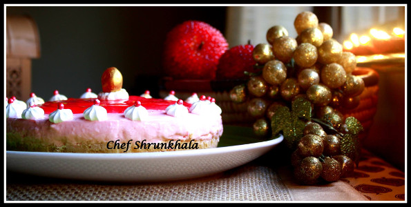 Chef Shrunkhala's Creations at Treat Away (Photo Credits - Aanchal Sharma)