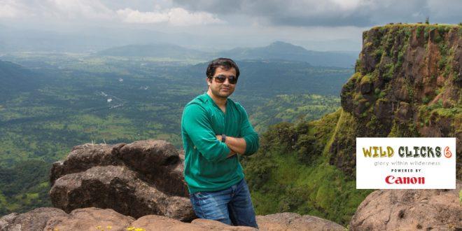 Rahul Deo wins Canon Wild Clicks 6