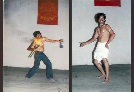 Raju Pardeshi dance