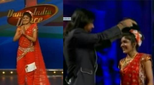 URDA - Shweta Pardeshi gets Takdir ki Topi in DID Season 4