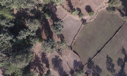 Jigyasa Research Centre - Drone Surveillance and 3D Mapping of Land Records