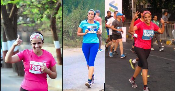 Malati Gupta Marathon