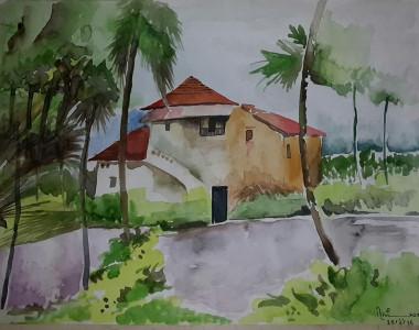 Aishwarya Andhrutkar artwork 2