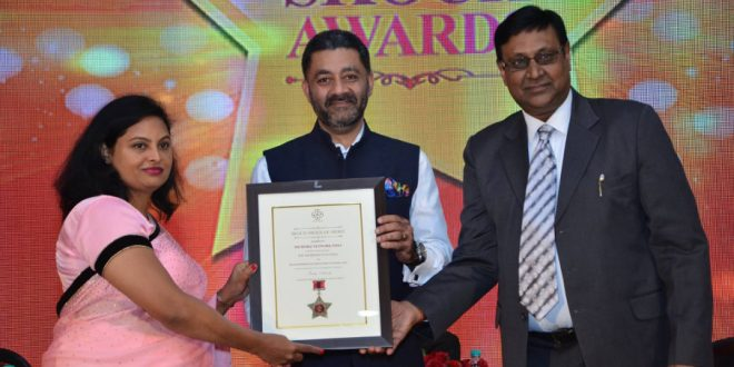 Microbiz Network India honoured with Skoch Award