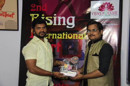 Rahul Khandalkar - Award winning short film - Born to Die - Rising International Short Film Festival Pune