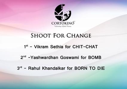 Rahul Khandalkar's Born to Die - Cortokino Film Festival Mumbai