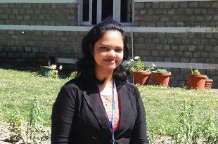 Dentist Prerna Karde won first prize at Avishkar
