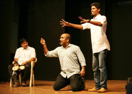 Makarand Sawant Theatre