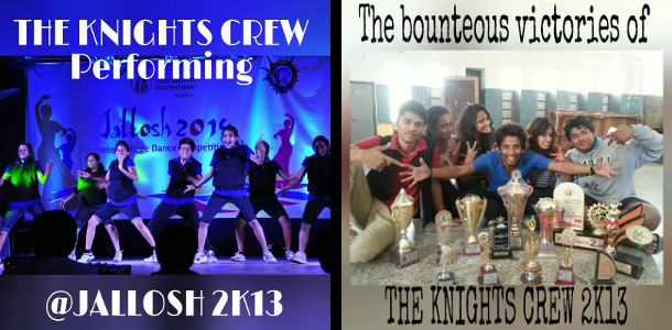 The Knights Crew in year 2013