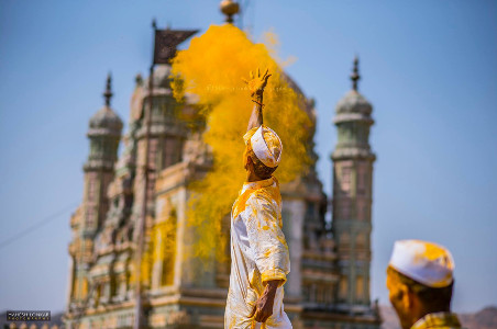 Mahesh Lonkar Photography - Devotee at Jejuri