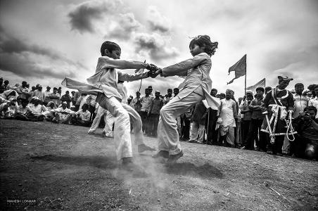 Mahesh Lonkar Photography - Fugadi Dance Palkhi Festival
