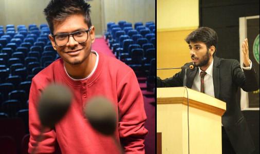Team Bol of JMI - Aman Singh and Chandan Prakash