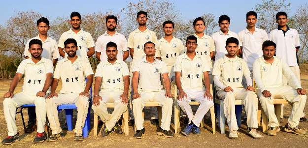 AIT Cricket Team 2016-17
