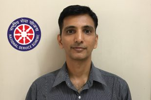 Niket Shastri SCET NSS Program Officer