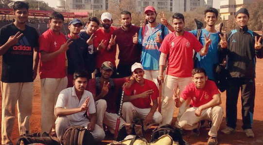 Team AIT winning CoEP ZEST-17