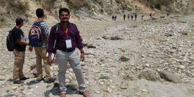 Dr Daramsothu Seetharam Palynologist Palaeobotanist