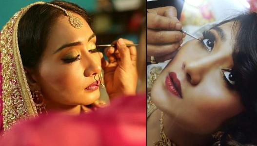 Nazima Arif - Studio Nazima - Bridal Makeup and Makeover 5