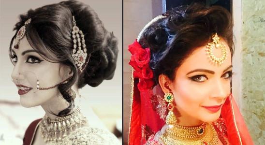 Nazima Arif - Studio Nazima - Bridal Makeup and Makeover 8