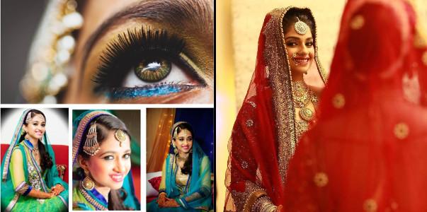 Nazima Arif - Studio Nazima - Bridal Makeup and Makeover Specialist 4