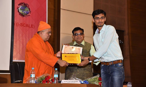 Nirav Soni GTU Pedagogical innovation Award