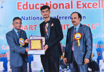 Nirav Soni Pearl National Award