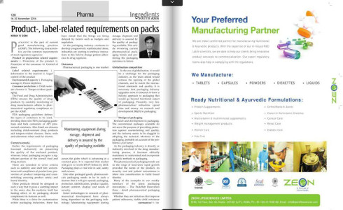Nirav Soni Pharma Magazine Article