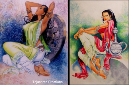 Tejashree Khanvilkar - Tejashree Creations - Artwork 15