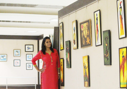 Tejashree Khanvilkar - Tejashree Creations - Exhibition 3