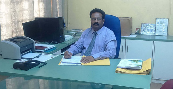 Dr Ravindra Gaikwad HoD PREC Department of Chemical Engineering
