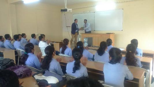 Dr Ravindra Gaikwad organizes seminar by alumni
