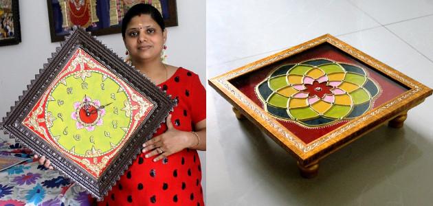 Swarna Raja Kochi - Tanjore Art Studio - Other Styles 5